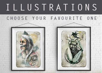 Fine Art Illustrations